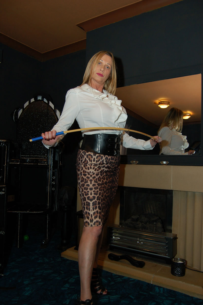 Total female domination